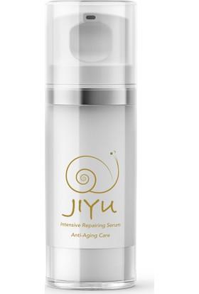 Jiyu Intensive Repairing Serum Anti Aging Care 15 ml (97% Snail Secretion Filtrate) Jiyu Kırışıklık ve Yaşlanma Karşıtı Yoğun Bakım Onarım Serumu 15 ml (%97 Salyangoz Özütü Içerir)