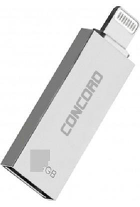 Concord C-OTGL Otg Lightning 64GB USB 3.0 Flash Bellek