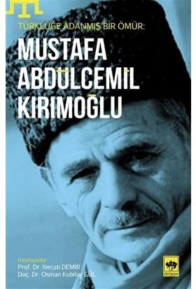 Mustafa Abdülcemil Kırımoğlu - Necati Demir