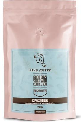 Sezy Coffee Sezy Espresso Blend 250 Gr.