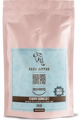 Sezy Coffee Ethiopia Sidamo Gr-2 250 Gr.