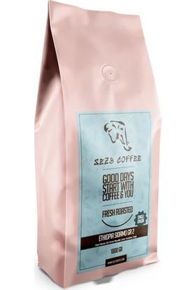 Sezy Coffee Ethiopia Sidamo Gr-2 1 Kg.