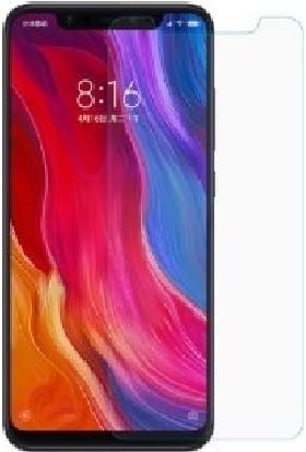 Kılıfist Xiaomi Redmi Note 6 Pro Esnek Nano Cam Ekran koruyucu Cam Şeffaf