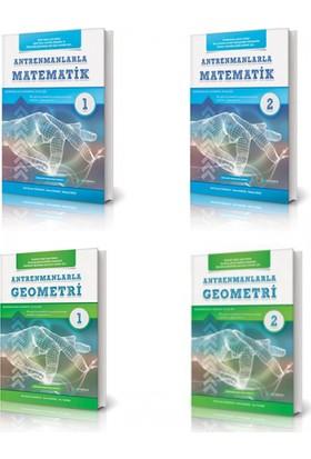 TYT - AYT Antrenmanlarla Matematik - Geometri Set 2020 Uyumlu