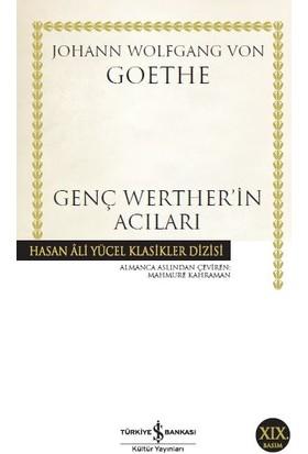 Genç Wertherin Acılar (Ciltsiz) - Johann Wolfgang von Goethe