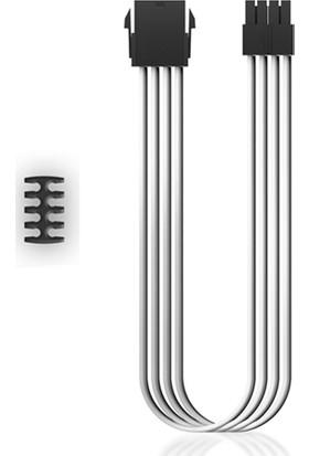 Deep Cool EC300-CPU8P-WH Standart ATX PS2 Güç Kaynağı Uzatma Kablosu