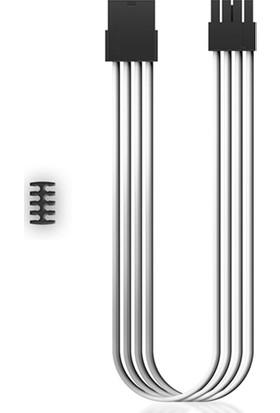 Deep Cool EC300-PCI-E-WH Standart ATX PS2 Güç Kaynağı Uzatma Kablosu