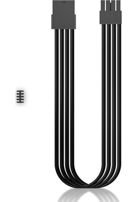 Deep Cool EC300-PCI-E-BK Standart ATX PS2 Güç Kaynağı Uzatma Kablosu