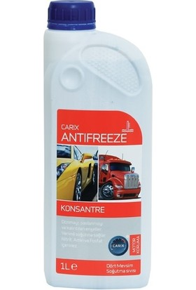 Carix Antifiriz Konsantre 1 lt  - Mavi
