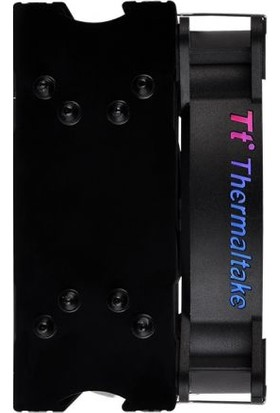 Thermaltake UX200 12cm ARGB Riing Fanlı AMD4/Intel Uyumlu İşlemci Soğutucu (CL-P065-AL12SW-A)