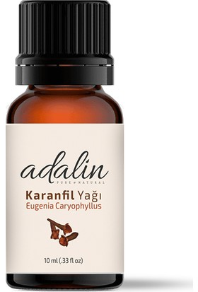 Adalin Karanfil Yağı - 10 ml