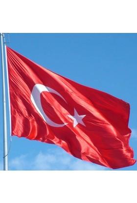 Türk Bayrağı 70X105CM. Raşel Kumaş