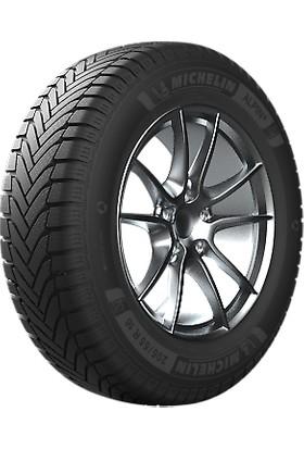 Michelin 195/65 R15 91T Alpin 6 Oto Kış Lastiği(Üretim:2019)