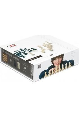 Dgt Chess Box Grey Eğitim Seti