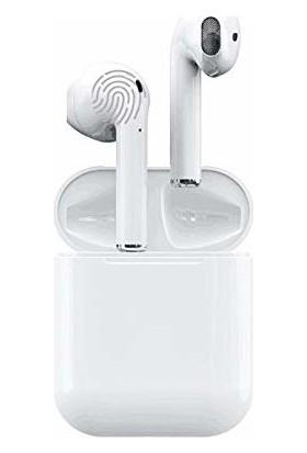 TWS i18 Bluetooth 5.0 Kulaklık - Şarj Üniteli