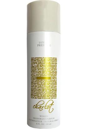 Luxury Prestige Charlot Parfüm Deodorant 200 ml