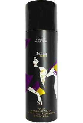 Luxury Prestige Donna Edition Parfüm Deodorant