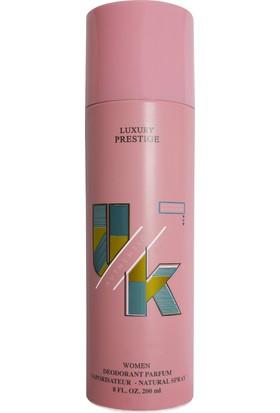 Luxury Prestige U.k Parfüm Deodorant 200 ml