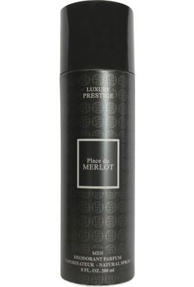 Luxury Prestige Merlot Parfüm Deodorant 200 ml