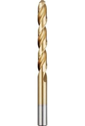 Makro Yapı Hss Matkap Titanyum Ucu Metal Çelik Uç Demir 9 mm