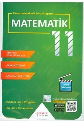 Derece Yayınları DRC 11.Sınıf Matematik Modüler Set 2020-2021