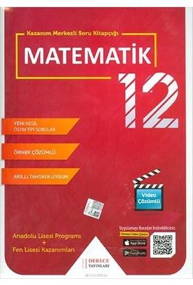 Derece Yayınları DRC 12.Sınıf Matematik Modüler Set 2020-2021