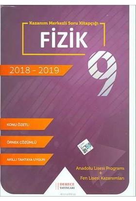 Derece Yayınları 9.Sınıf Fizik Modüler Set 2020-2021