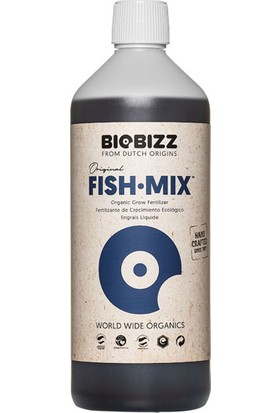 Biobizz Fish-Mix 1 Lt