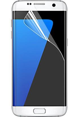 Monsterskin Samsung Galaxy S7 Edge Full Kaplama Ekran Koruyucu Tam Koruma - Şeffaf