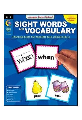 Language Games Galore: Sight Words and Vocabulary