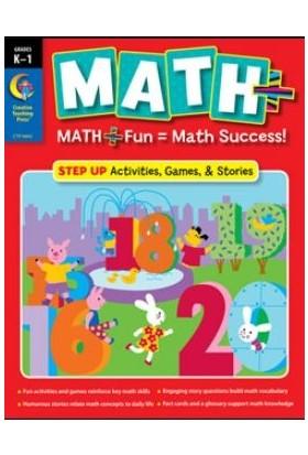 Math Plus: Step Up, Grade 1-2