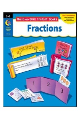 Build A Skill Instant Books: FrActions