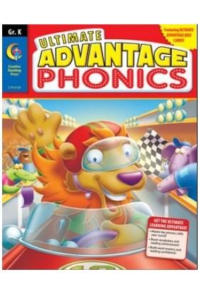 Ultimate Advantage: Phonics, Gr.k