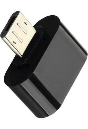 Subzero Micro USB - USB Dönüştürücü Metal Otg