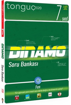 Tonguç Akademi Yayınları 7. Sınıf Fen Bilimleri Dinamo Soru Bankası