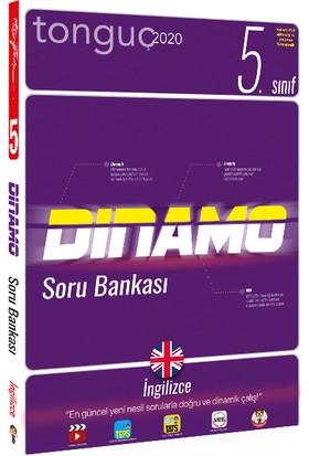 Tonguç Akademi Yayınları 5. Sınıf İngilizce Dinamo Soru Bankası