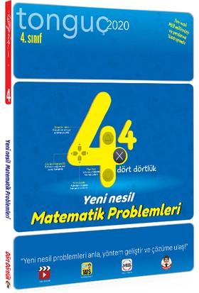 Tonguç Akademi Yayınları 4. Sınıf Yeni Nesil Matematik Problemleri
