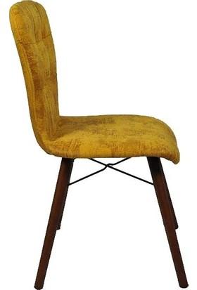 """Perla Rıo Sandalye """"sarı"""""""