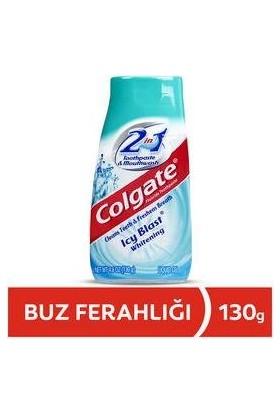 Colgate 2 In 1 Buz Ferahlığı Diş Macunu 130 gr