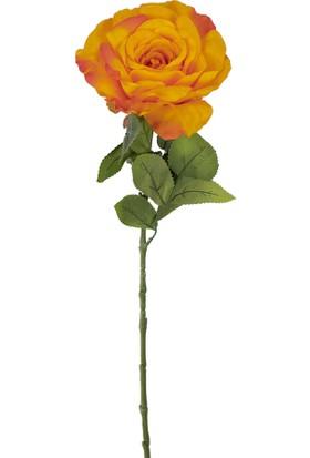 Çiçekmisin Yapay Tek Dal Uzun Gül