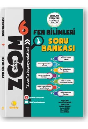Günay Yayınları 6.Sınıf Zoom Fen Bilimleri Soru Bankası