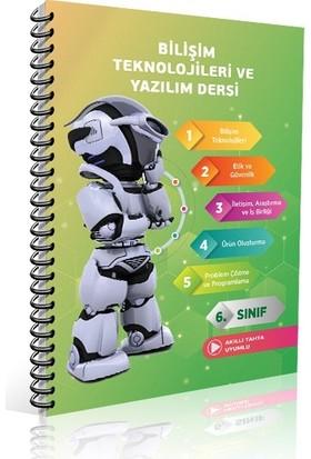 Referans Yayınları Bilişim Teknolojileri ve Yazılım Dersi 6. Sınıf