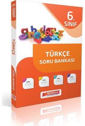 Referans Yayınları 6. Sınıf Türkçe Soru Bankası
