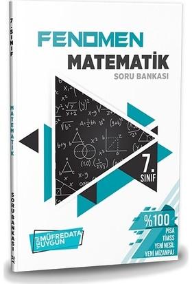 Referans Yayınları Fenomen 7. Sınıf Matematik Soru Bankası