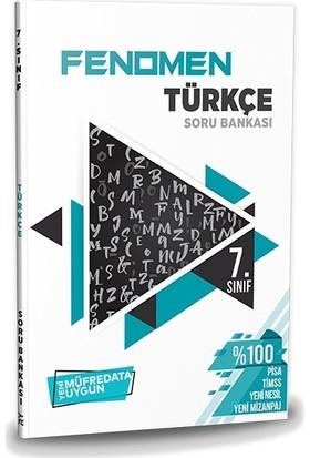 Referans Yayınları Fenomen 7. Sınıf Türkçe Soru Bankası