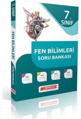 Referans Yayınları 7. Sınıf Fen Bilimleri Soru Bankası