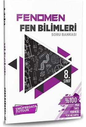 Referans Yayınları Fenomen 8. Sınıf Fen Bilimleri Soru Bankası