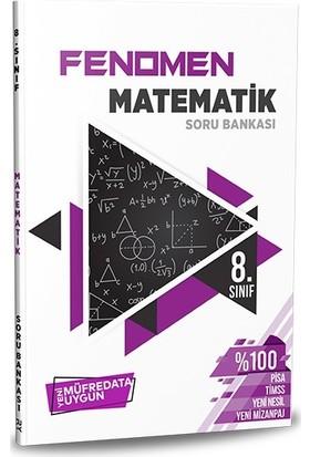 Referans Yayınları Fenomen 8. Sınıf Matematik Soru Bankası
