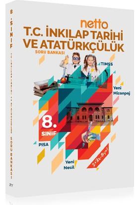 Referans Yayınları Netto 8. Sınıf İnkılap Tarihi ve Atatürkçülük Soru Bankası
