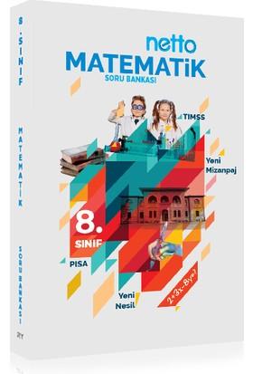 Referans Yayınları Netto 8. Sınıf Matematik Soru Bankası